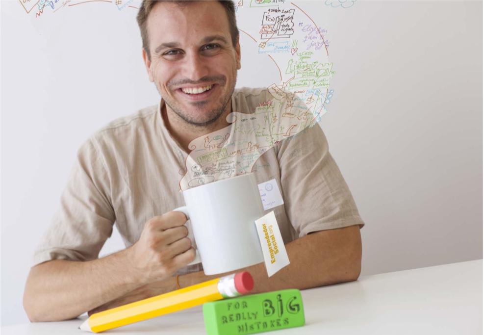 Ginés Haro- Emprendedor e Innovador Social