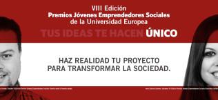 Premios Jóvenes Emprendedores Sociales 2016 UEM